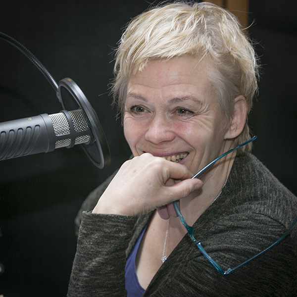 Hannah Tepper, presentatrice