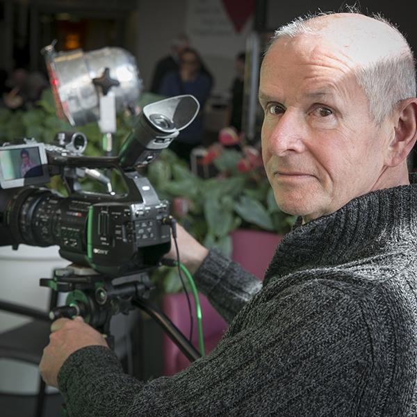 Jan Eekens, cameraman en licht