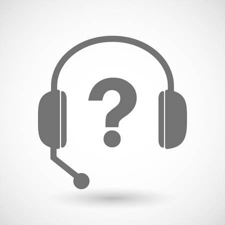 Muziek en vraagteken