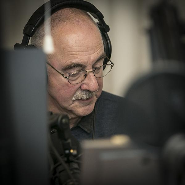Oeds Jan Koster, programmamaker en presentator