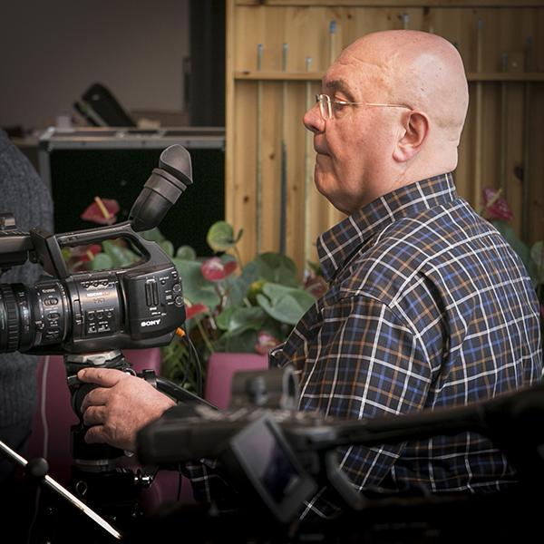 Peter ten Hoove, cameraman